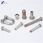 pan head stainless steel nylon patch screw